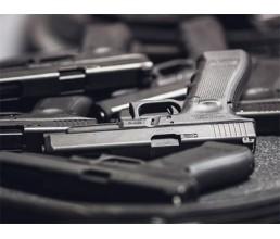Online platform for registering weapons