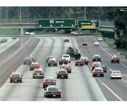 Угон танка со склада Сан-Диего