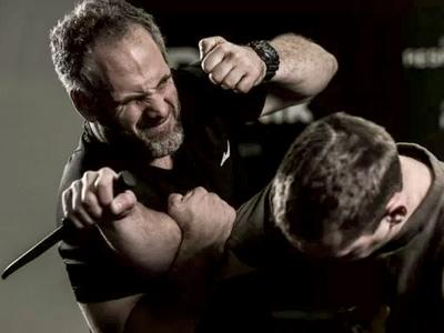 Self-defense strategy