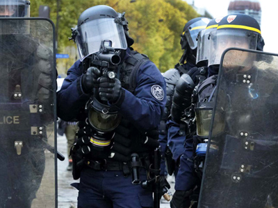 Нелетальное оружие полиции США