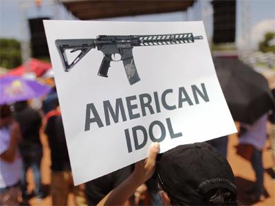 Оружие в США. Введение
