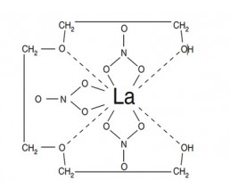 ORGANIC COMPOUNDS OF LANTHANUM