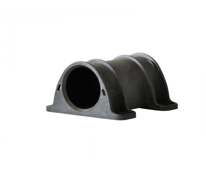 Кронштейн для дымовых патронов КЦДС пластиковый