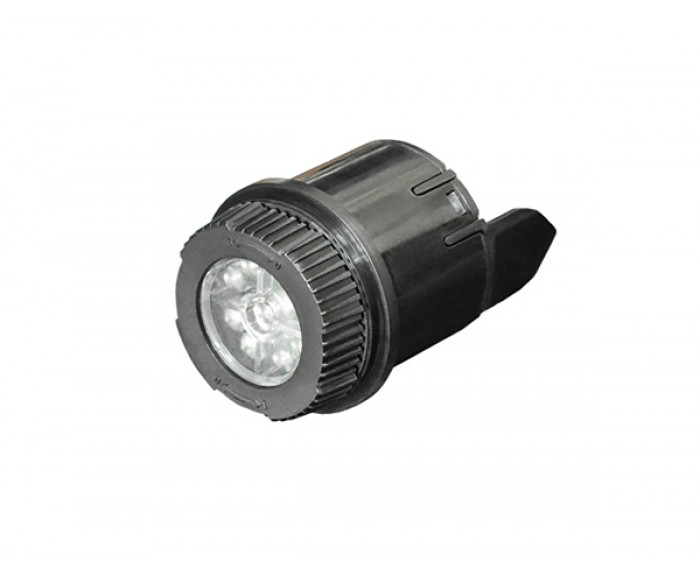Flashlight for stun gun ZEUS