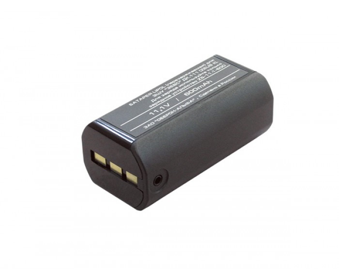 Battery (LiPOL, 11.1V/600mAh) for stun gun ZEUS