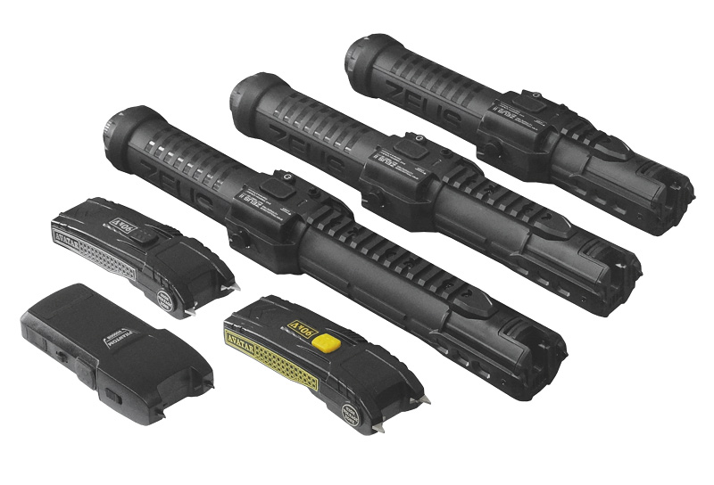 Stun guns for self-defense. Stun gun advantages